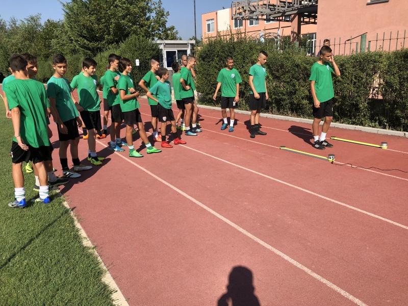 БФС продължава да акцентира върху развитието на детско-юношеския футбол