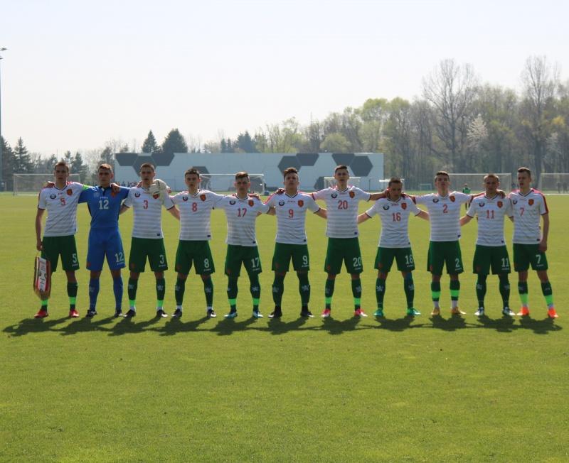 Състав на България U19 за приятелските двубои срещу Кипър U19