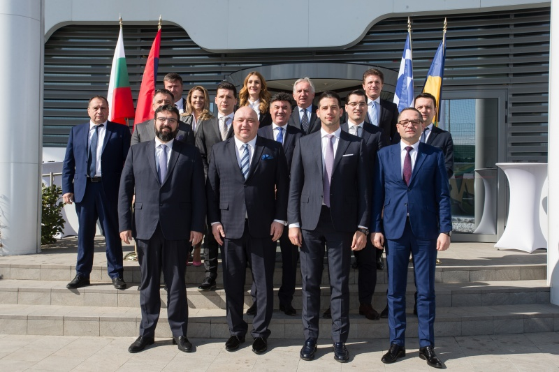 Bulgaria, Serbia, Greece and Romania worked out a memorandum for the preparation of a joint bid to host UEFA EURO 2028 and the FIFA World Cup 2030